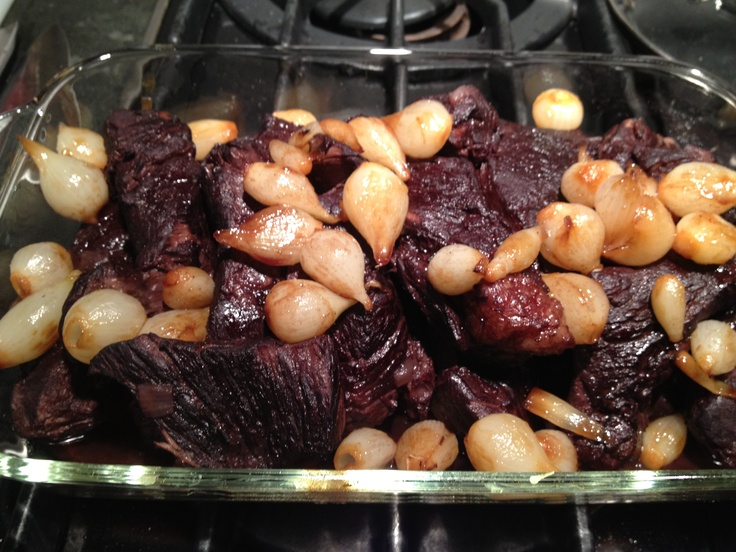 Braised Lamb Ribs With Apricots And Onions Recipe — Dishmaps