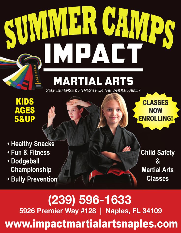Kids Summer Camps in Naples, Florida! Get info and register online at ...