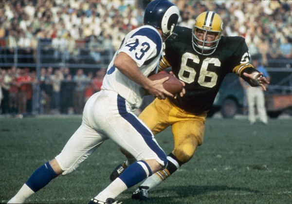 100 greatest football players: