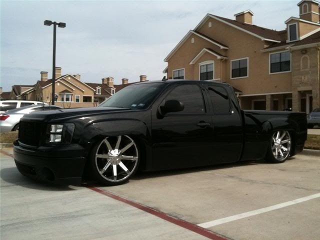 08 gmc sierra on 24 39 s chevy gmc trucks pinterest. Black Bedroom Furniture Sets. Home Design Ideas