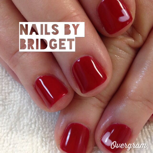 valentine's day easy nail art