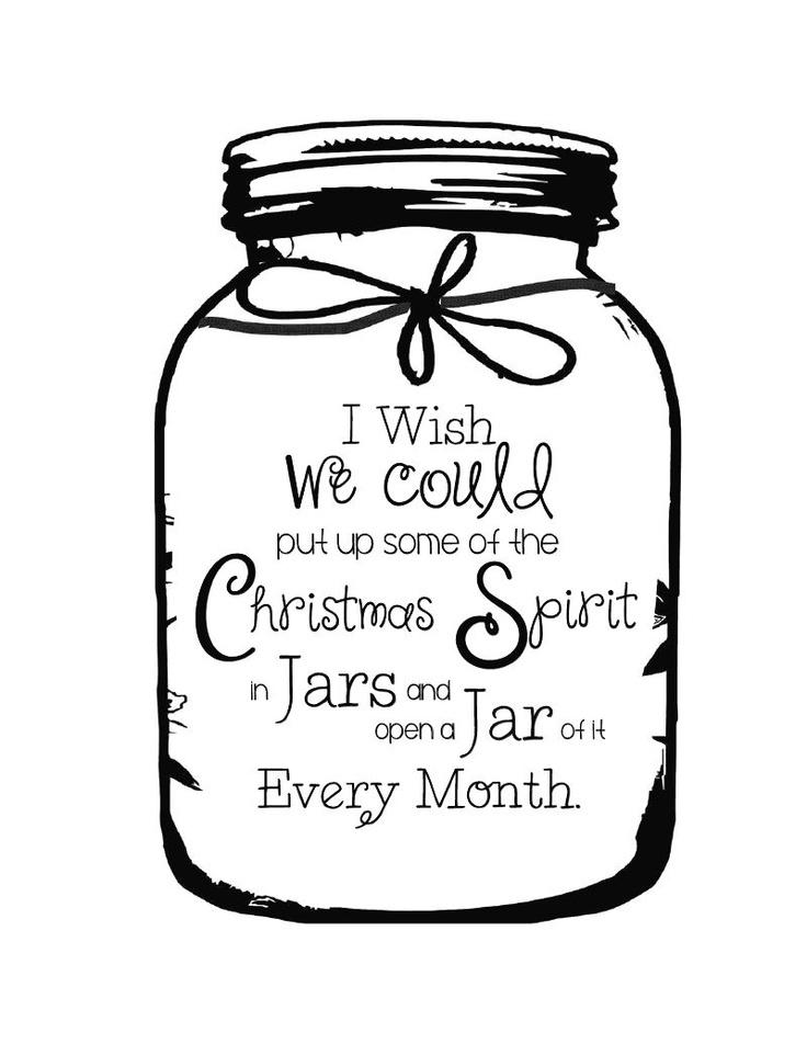Christmas Printable | Quotes & Inspiration | Pinterest