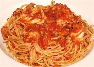 Fra Diavolo Sauce With Pasta | Foods | Pinterest