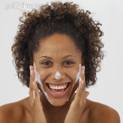 facial care for black women