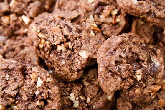 Korova Cookie Remix. Chocolate + Pecans | Cookies | Pinterest