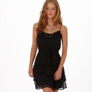 Ae tiered party dress fun flirty dresses pinterest