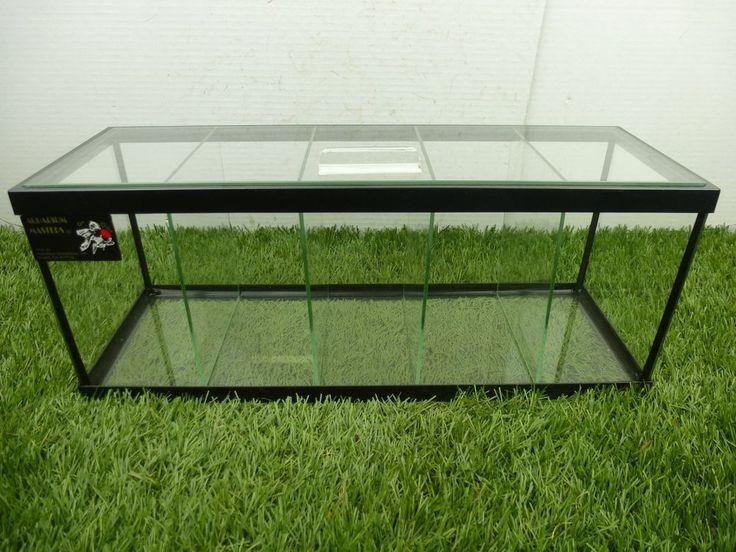 Five way 5 way live betta fish tank aquarium w divider for Petsmart fish bowl