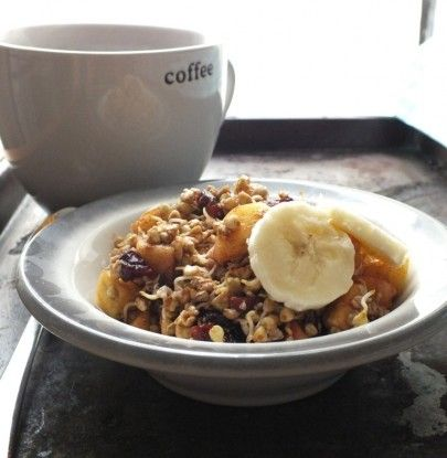 Cranberry-Apple Sprouted Buckwheat Cereal   Simple Dish   Quick, Easy ...