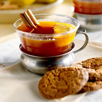 Hot Spiced Cider | Happy Hour | Pinterest