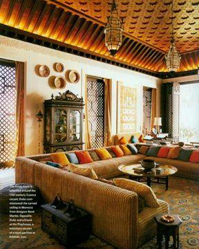 moroccan design love