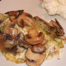 Baked Havarti Chicken--substitute any cheese. Easy!