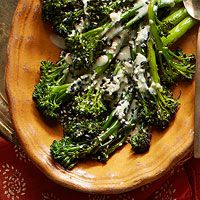 Grilled Broccolini with Tahini | Recipe