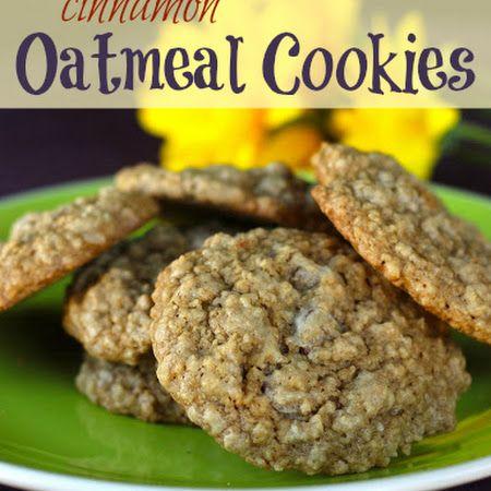 Oatmeal Cookies | I wanna make this | Pinterest