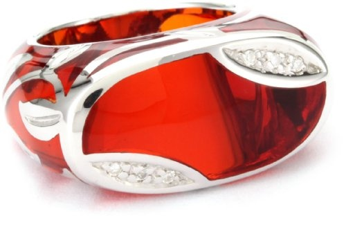Stunning ring by andrew hamilton crawford from the leaf collection