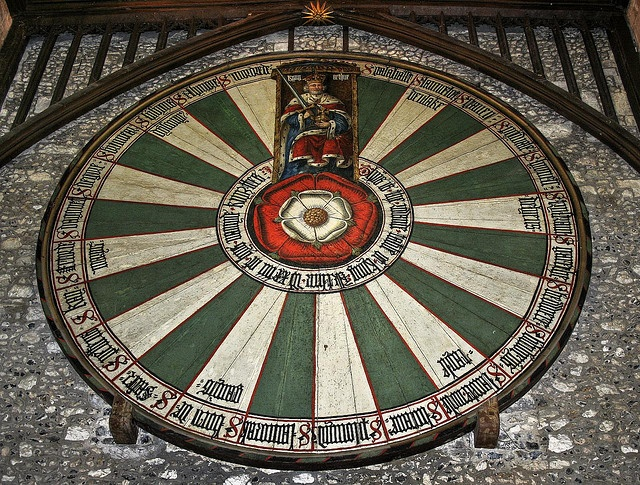 Pin by eugen podolean on signs symbols pinterest - King arthur s round table found ...