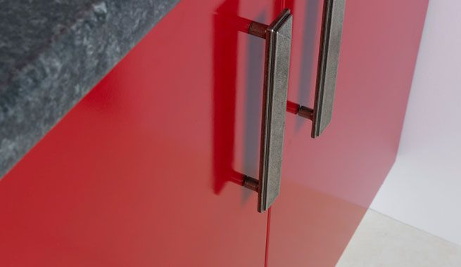 how to create a high gloss kitchen rustoleum spray paint www. Black Bedroom Furniture Sets. Home Design Ideas
