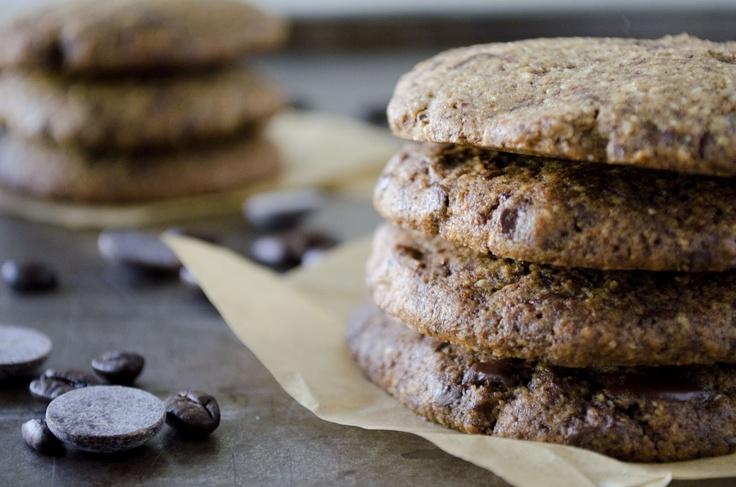 Espresso Chocolate Chip Cookies | Cookies Cookies Cookies! | Pinterest