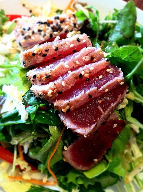 Grilled Tuna Salad | Favorite Recipes | Pinterest