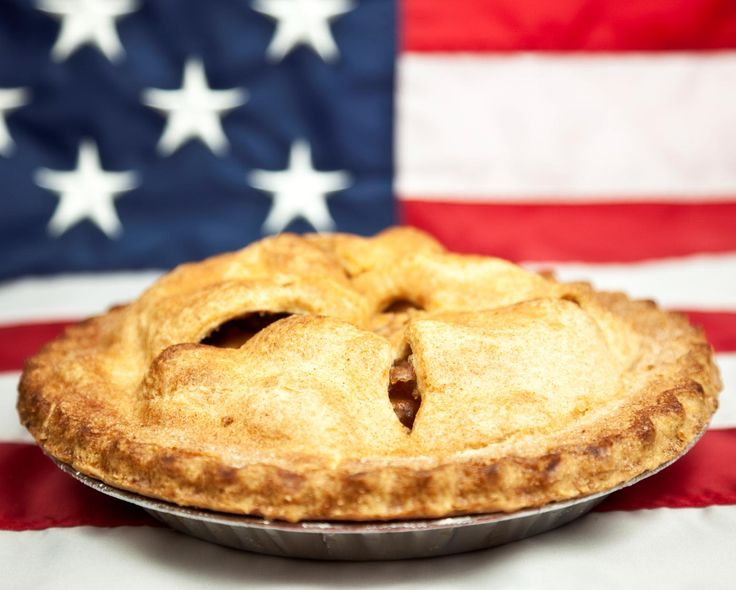 While American apple pies may be smaller this year due to the economic ...