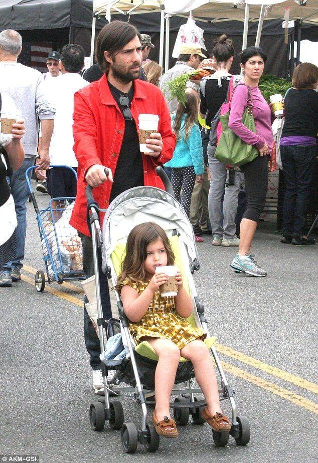 Jason Schwartzman's wife Brady Cunningham welcomes a daughter