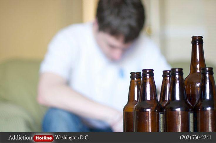 Alcohol dependence hotline Washington D.C.
