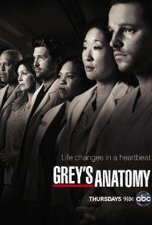 Grey's Anatomy - Who doesn't love a good medical drama?