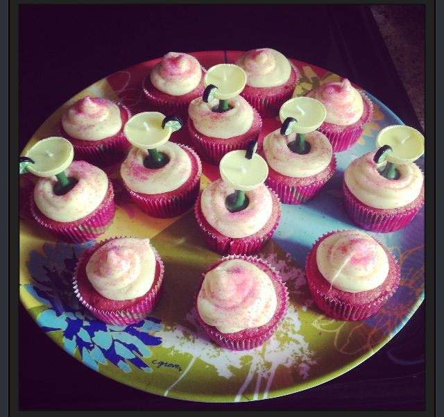 Fresh Strawberry Lime Cupcakes Recipes — Dishmaps