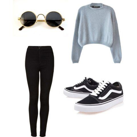 cute-outfits-with-jeans-for-school