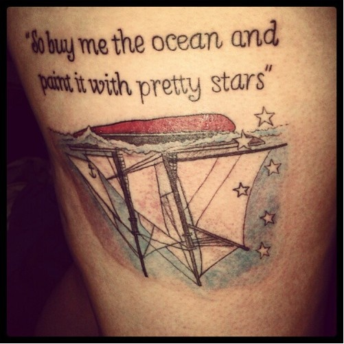 ship upside down boat amp anchor tattoos pinterest