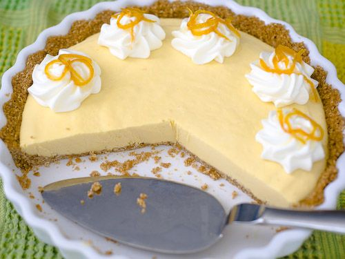 Creamsicle Pie | Sweets | Pinterest