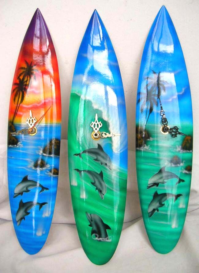 Surfboard paint design ideas the image for Awesome surfboard designs