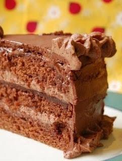 Cinnamon-Caramel-Ganache Layer Cake | Foods, Desserts #1 | Pinterest