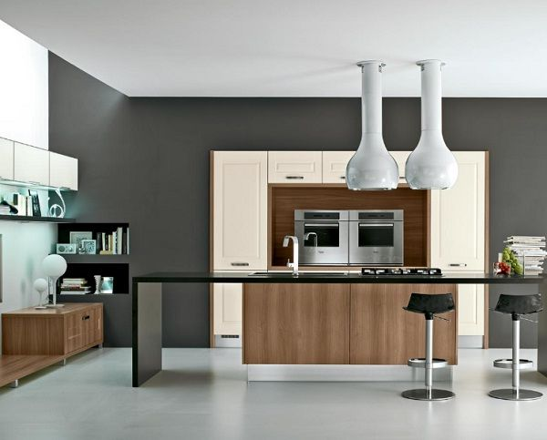 Modern Kitchen Interior Design Concept