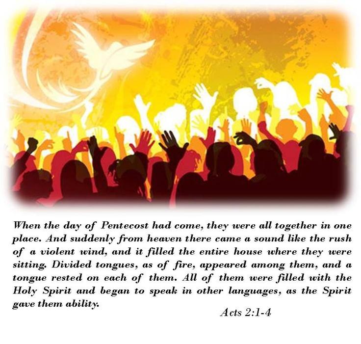 pentecost novena presentation ministries