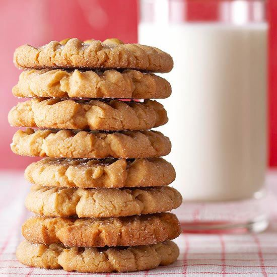 These Peanut Butter Cookies have a classic zip of flavor. More cookie ...