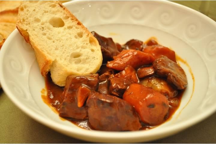 Julia Child's Beef Bourguignon | Recipes | Pinterest