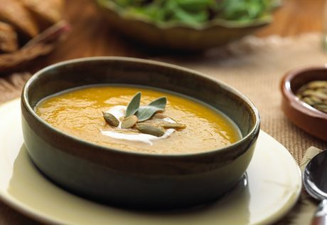 Campbell's Butternut Squash Soup with Sage Recipe