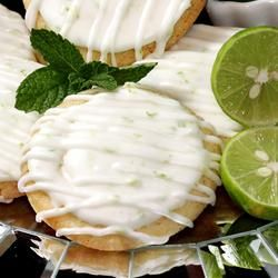 Spring Key Lime Tea Cookies | yummy yummy GET IN MY TUMMY! | Pinterest