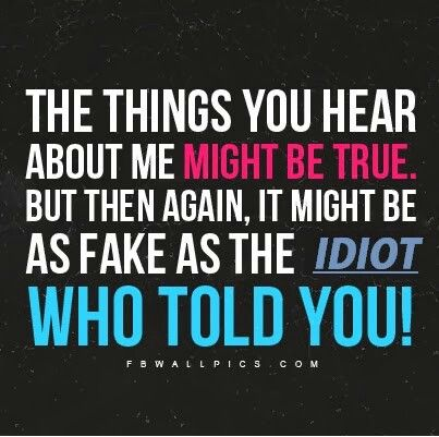 Quotes About Rumors Rumor And Lies Quotes....
