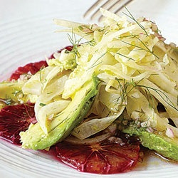 Fennel, Blood Orange, and Avocado Salad | Creative Avocados | Pintere ...