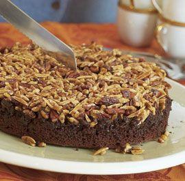 Cakes Nut Upside Cake Ideas and Designs