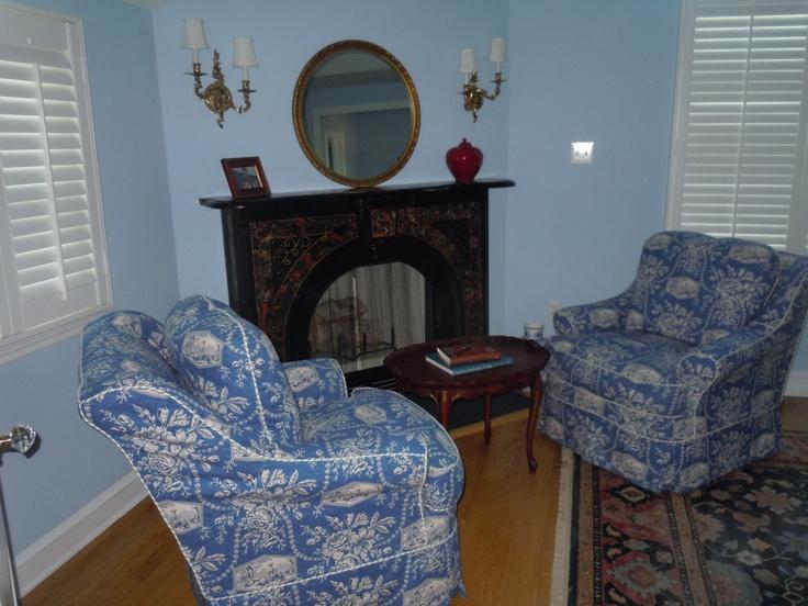 Sitting Room Off Of Master Bedroom Home Staging Pinterest