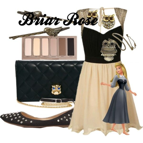 """Briar Rose"" by amarie104 on Polyvore"