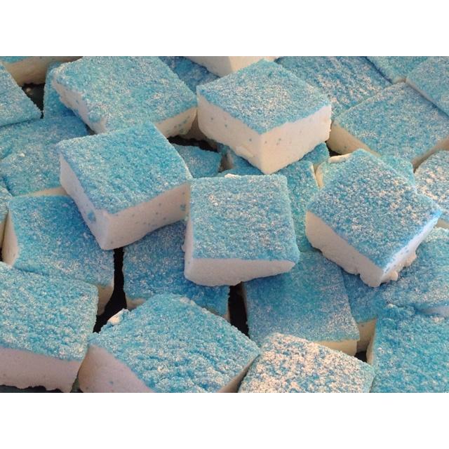 homemade vanilla marshmallows | our real life celebrations | Pinterest