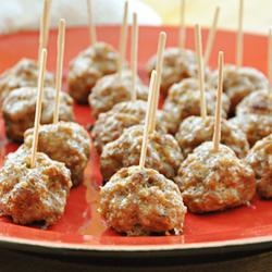 Appetizer Meatballs | Meatball | Pinterest