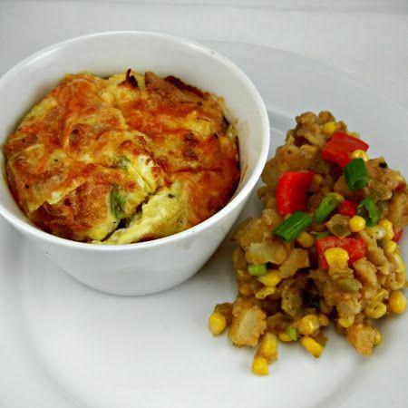 Mini Chile Relleno Casserole & Spicy Breakfast Potatoes: Great ...