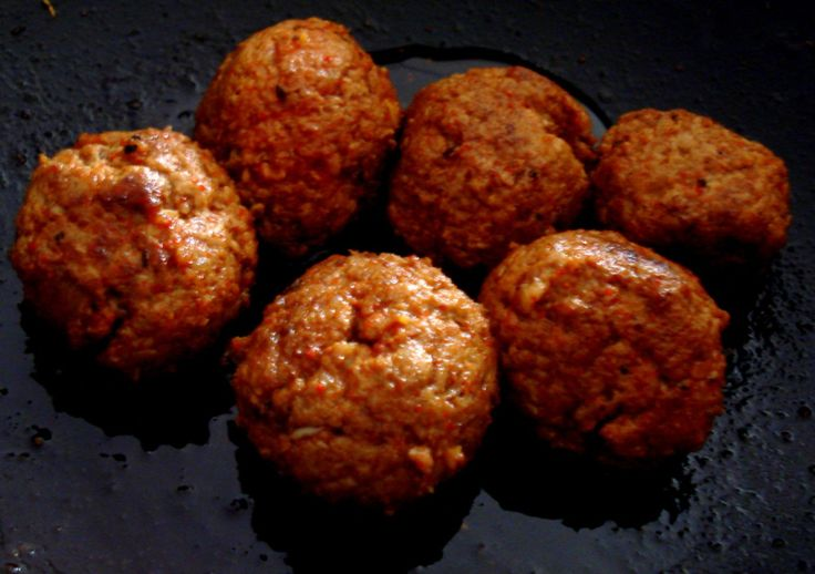 merguez kefta (very spicy meatballs) | RECIPES | Pinterest