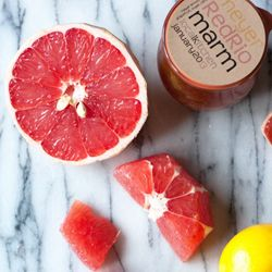 Texas Rio red grapefruit & California Meyer lemons combine in this ...