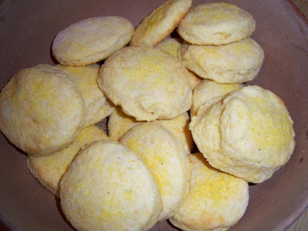 Cornmeal Biscuits | Recipe