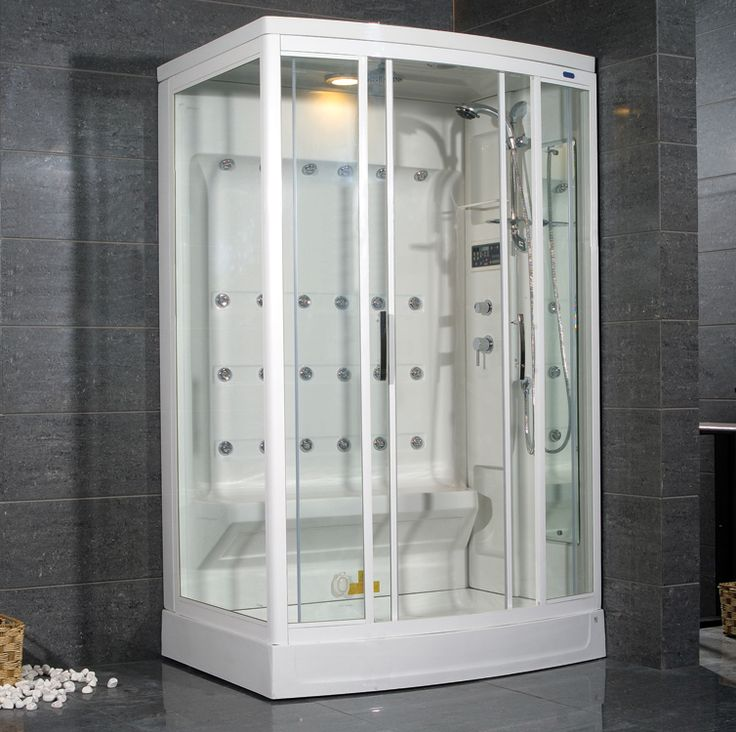 Pinterest for Build steam shower